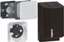 Вентиляция, кондиционирование и климат-контроль в шкафах