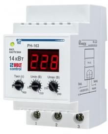 Реле напряжения Новатек Volt Control РН-163