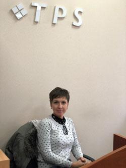 Лариса Михайловна