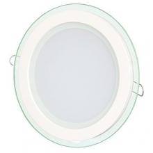 Светильник LED OEM GL-R12 WW 12Вт круглый тёплый белий