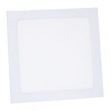 Светильник LEDOEM PL-S18 W 18Вт квадратный белый