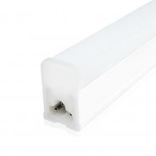Светильник LED OEM T5 Y-300-6W-PL 6200K AC220 пластик