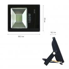 LED прожектор OEM 100W S2-SMD-100-Slim 6500К 220V IP65